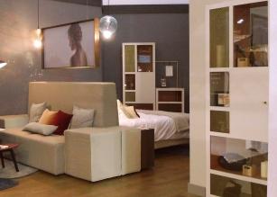 Concept de mobilier pour l'hôtellerie Les Pieds Sur La Table