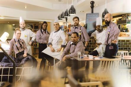 Gourmet Bar Novotel - Rueil-Malmaison