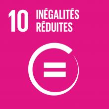 ODD 10 Objectif de developpement durable Reduire les inegalites